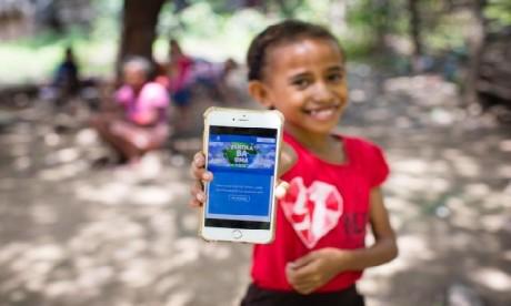 Learning Passport, la nouvelle plate-forme mondiale de l'UNICEF et Microsoft
