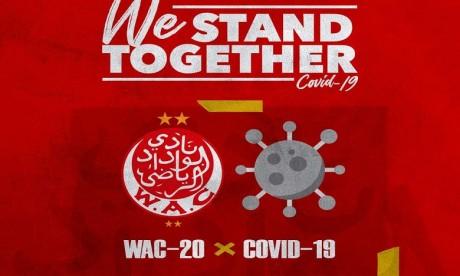 Fonds de lutte anti-Covid19 : L'idée du WAC  pour apporter sa contribution