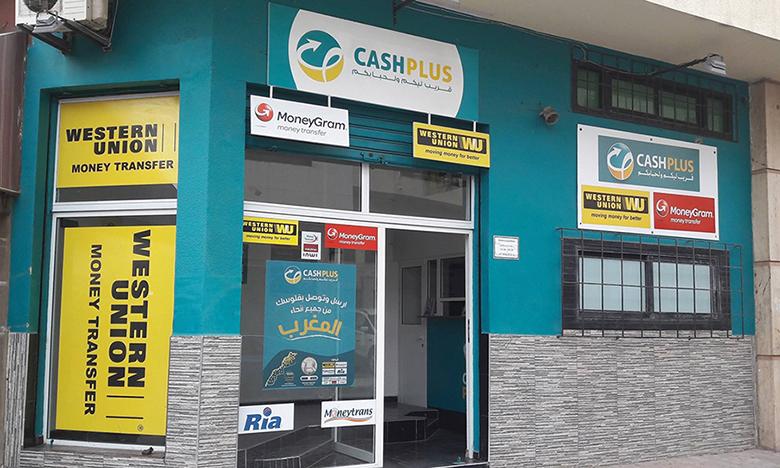 Cash Plus désigné comme l'un des établissements de paiement