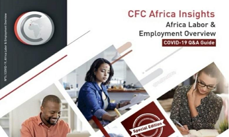 Covid-19: CFC lance un guide pratique pour les employeurs en Afrique