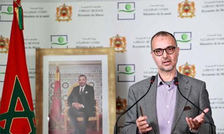 Le ministère de la santé recense 99 nouveaux cas confirmés au Maroc, 1374  au total