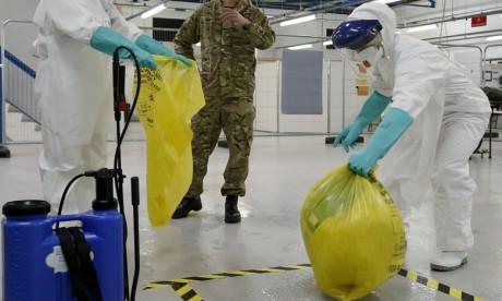 ONU-environnement: Les déchets hospitaliers générés par le Covid-19 traités de manière impropre