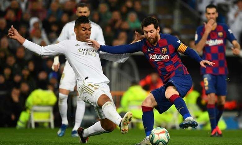 Retour à l'entraînement: La Liga et la Fédération espagnole trouvent un accord
