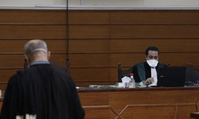 Lancement au tribunal de Première instance  du dispositif de procès à distance