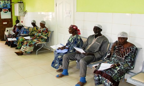 Professionnels de la santé africain: Lancement d'une plateforme d'apprentissage en ligne