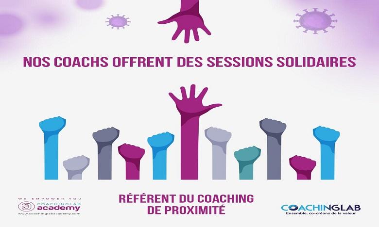 Coronavirus : Les membres de Coachinglab Academy offrent gratuitement des séances d'accompagnement à distance
