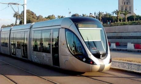 Ramadan : Le réseau du tramway Rabat-Salé adopte de nouvelles fréquences