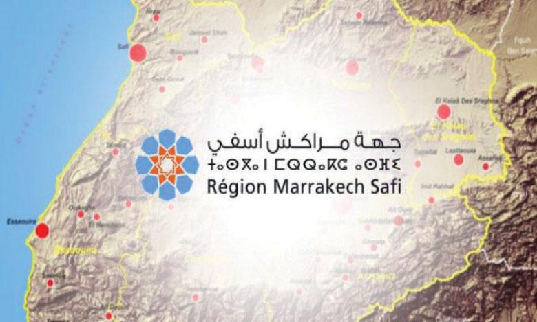 Région de Marrakech-Safi : 20.000 paniers alimentaires distribués au profit des familles impactées par le Covid-19