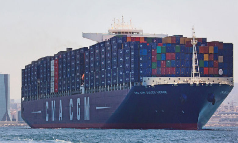 Logistique: CMA CGM lance le service Business Continuity Pack