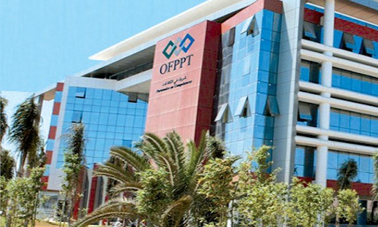 Covid-19: Les employés de l'OFPPT contribuent au Fonds anti-coronavirus