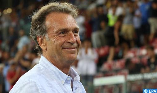 Football:  le président d'un club italien  testé positif au Coronavirus