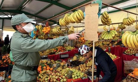 Les autorités à pied d'œuvre pour le contrôle  des prix et de l'approvisionnement des marchés
