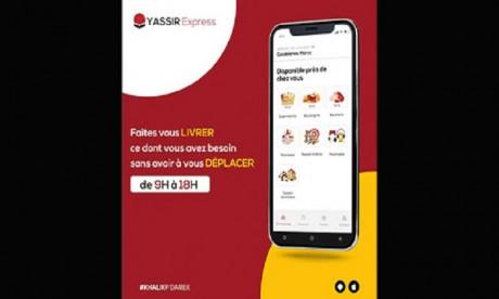 Livraison à domicile: Yassir Express entre en scène
