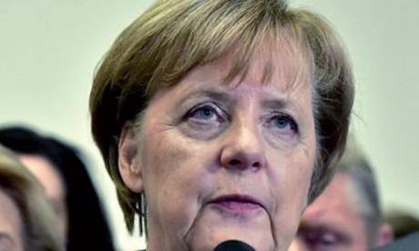 Angela Merkel sort de sa quarantaine