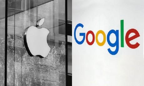 Covid-19 : Apple et Google créent un nouvel outil pour détecter les personnes positives