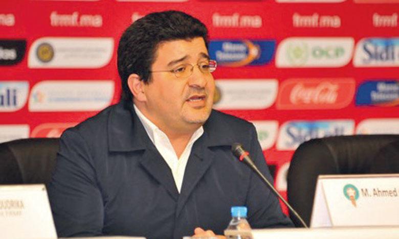 Ahmed Ghaïbi plaide pour une fin de saison  à partir de septembre et appelle à aligner le  calendrier du championnat sur celui de l'Afrique