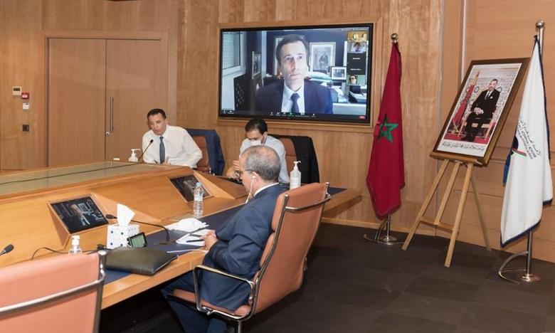 """Chakib Alj : """"La confiance Royale nous honore et consolide notre détermination à réussir la relance de notre économie"""""""
