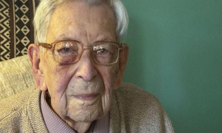 Le doyen officiel de l'humanité est mort à l'âge de 112 ans