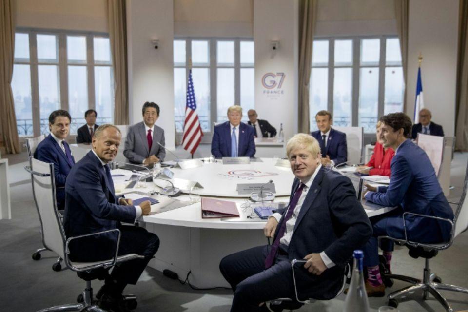 Trump reporte le sommet du G7 et souhaite inviter d'autres pays