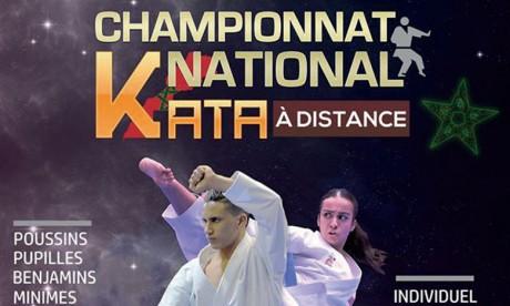 La FRMKDA organise  un championnat national de kata  et kumite à distance
