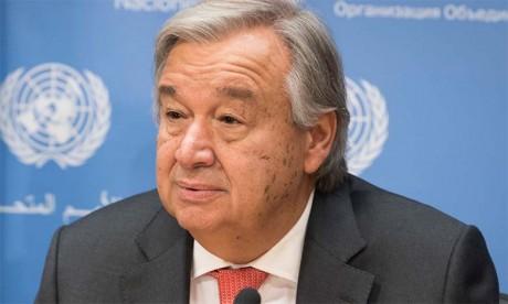 Guterres attire l'attention sur la négligence  de la santé mentale en ces temps de crise