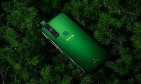 Le Infinix S5 pro ouvre une nouvelle ère de caméra pop-up