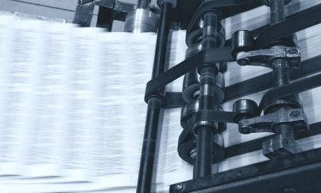 Presse papier: La reprise de la publication et de la distribution autorisée dès mardi