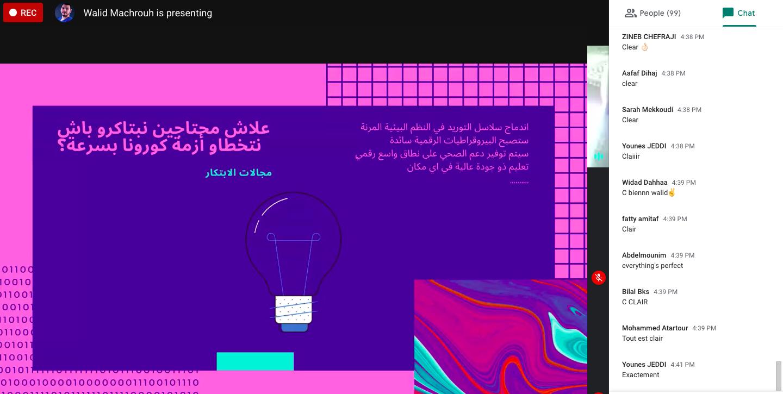 Le Matin - Covid-19 : Enactus Morocco accompagne 33 startups et plus de 1.500 jeunes