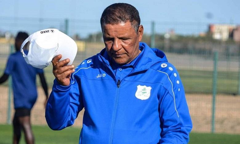 Le DHJ se sépare à l'amiable de son entraîneur Abdelkader Amrani