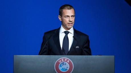 Arrêt de la saison de Ligue 1:  ce que pense le président de l'UEFA