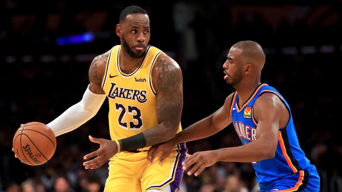 Basket : la NBA vers une reprise le 31 juillet