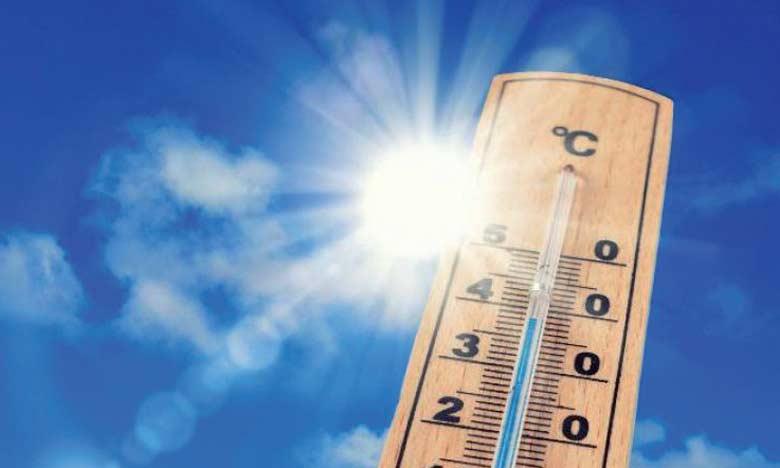 Temps chaud du samedi au mardi dans plusieurs provinces du Royaume