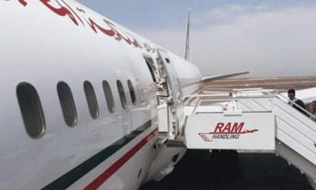 RAM Handling : 533 millions de DH de chiffre d'affaires en 2019