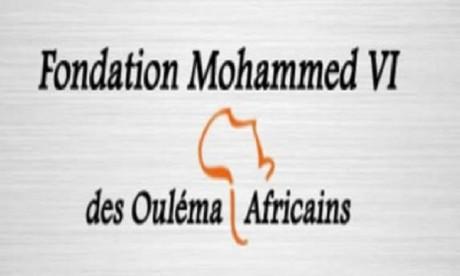 Des aides alimentaires distribuées par la Fondation Mohammed VI des Oulémas africains
