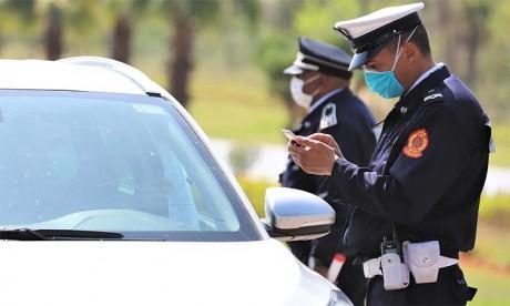 Etat d'urgence sanitaire: 426.072 procédures de contrôle sécuritaire via l'application mobile dédiée
