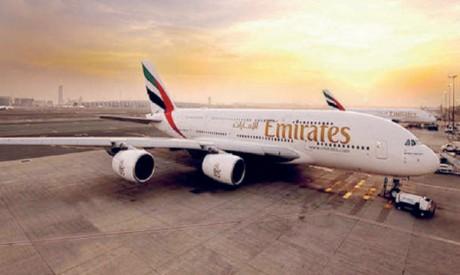 Le groupe Emirates signe sa 32e année de rentabilité d'affilée