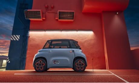 PSA: Bon début commercial pour la Citroën Ami en France