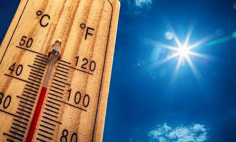Le temps chaud se poursuit jusqu'à mercredi