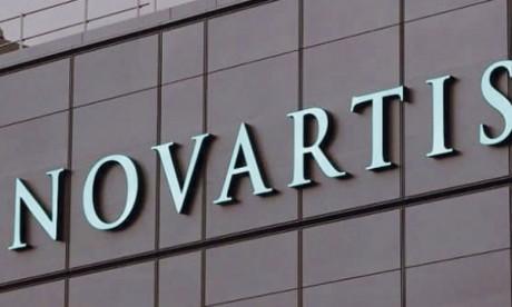 Novartis remet 120.000 doses  d'hydroxychloroquine au ministère de la Santé