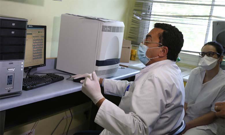 Recensement de 71 nouvelles infections détectées en majorité dans quatre foyers