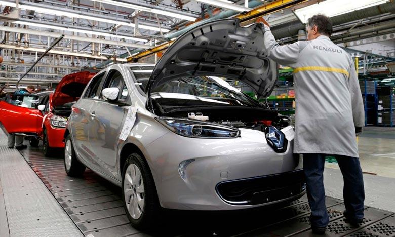 Renault envisage de supprimer des  emplois dans le monde