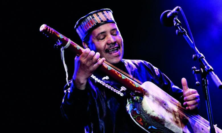 Le Hajhouj de Majid Bekkas revisit