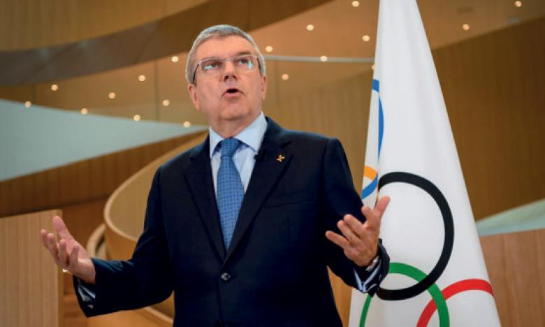 Thomas Bach appelle les gouvernements à inclure le sport dans les programmes  de relance économique