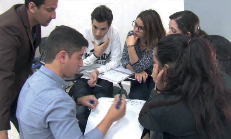 L'INDH en faveur de l'inclusion des jeunes