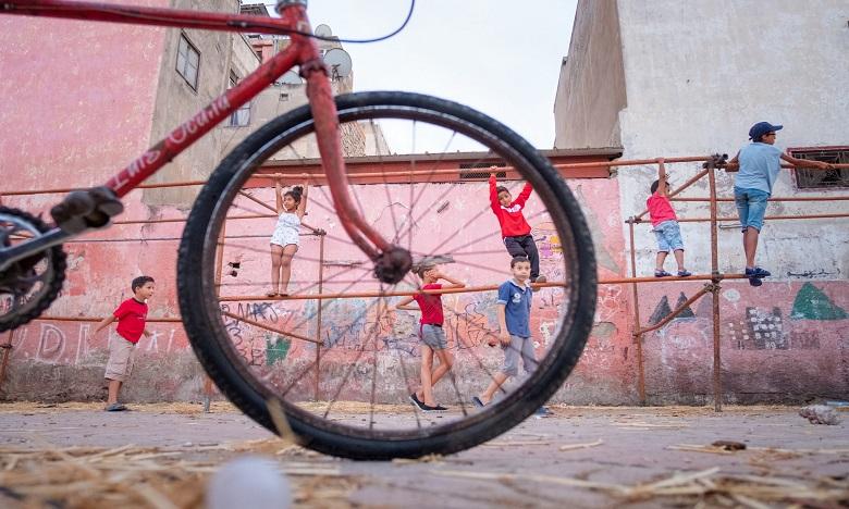 «Wheel of Life, Casablanca» (2017) Photo de  Yassine Alaoui Ismaili, alias Yoriyas.
