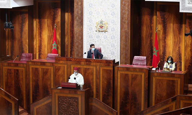 Séance des questions orales à la Chambre des représentants.