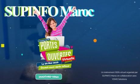 Orientation : Jour J-1 de la journée portes ouvertes de Supinfo Maroc