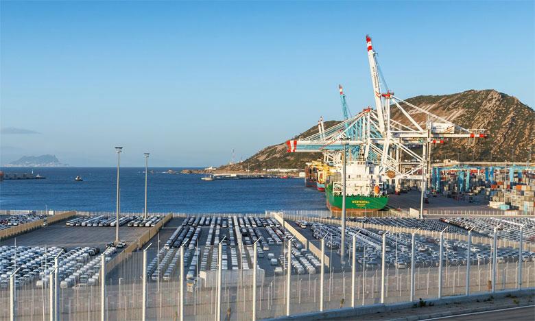 """Tanger Med-Baie d'Algésiras : le trafic se poursuit """"normalement"""""""