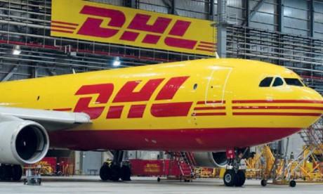 DHL Maroc maintient ses activités malgré la baisse des flux