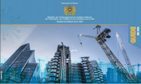 Habitat et construction : Elaboration d'un guide pour la gestion des risques du Covid-19 dans les chantiers